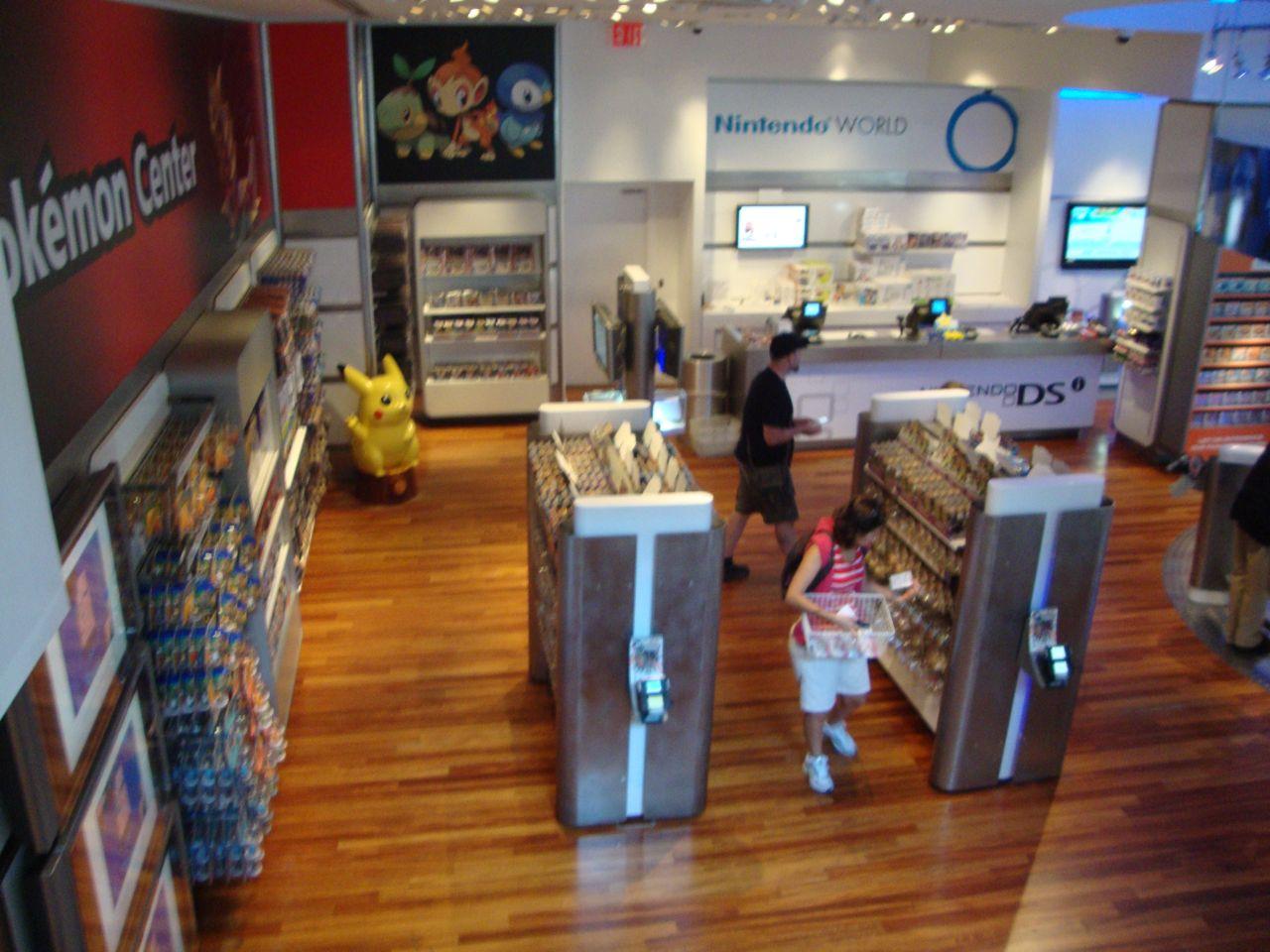 Especial: Visita à Nintendo World Store [NY]