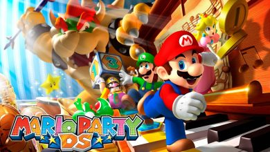 Photo of Wallpaper – Mario Party DS