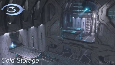 Photo of Halo 3 | Duas Imagens de Cold Storage (remake Chill Out)