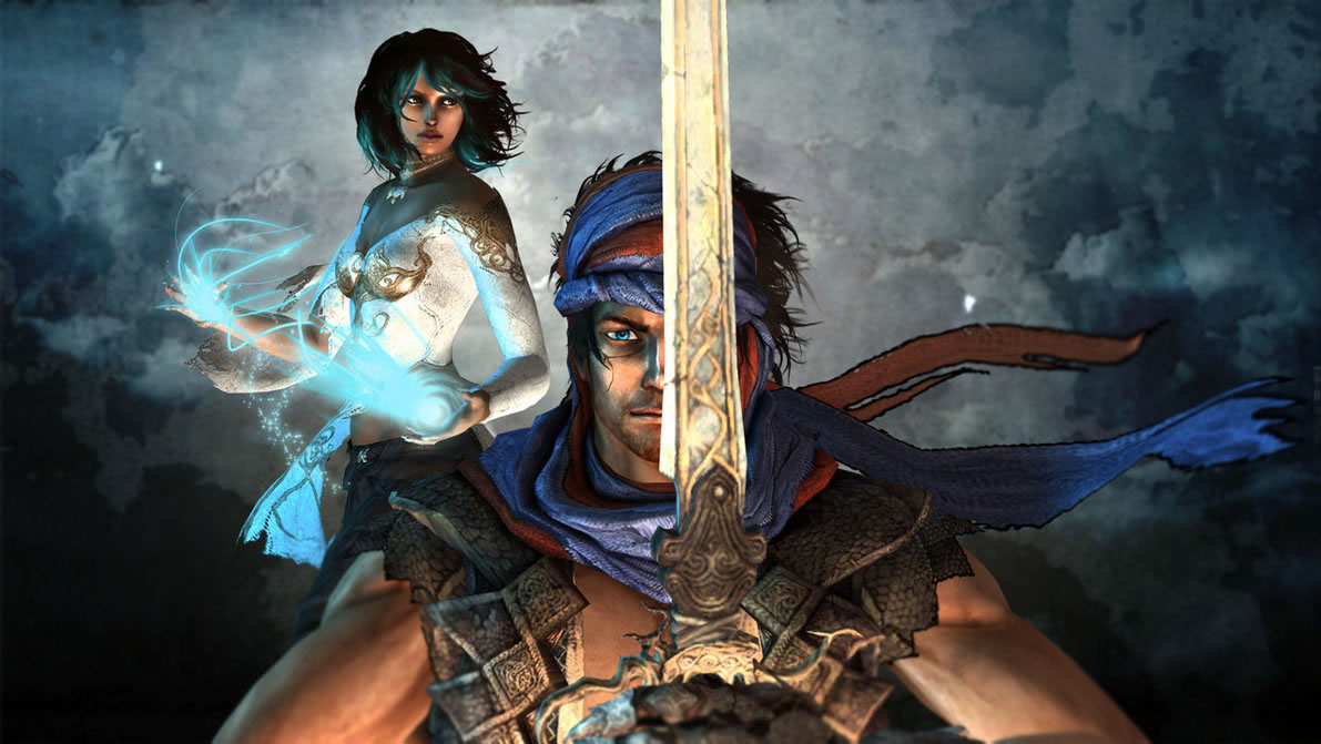 Prince of Persia Next Gen 2008