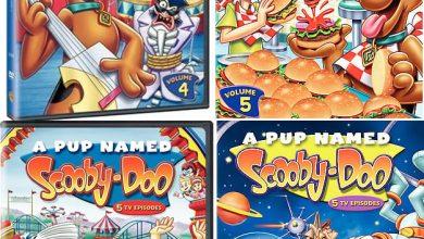 Photo of DVDs que não temos no Brasil | Pequeno Scooby-Doo – Vol. 04 a 07! O restante da coleção…