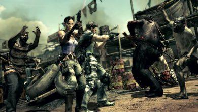 Resident Evil 5 demo de dois