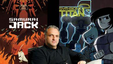 Photo of Você conhece Genndy Tartakovsky? Criador de sucessos fará um novo desenho: Sym-Bionic Titan!
