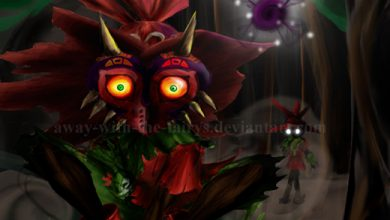 Photo of FanArt: The Legend of Zelda – Majora's Mask