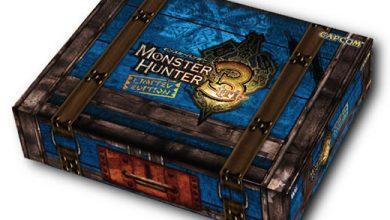 Photo of Caixa do Bundle Monster Hunter 3-Tri e Nintendo Wii