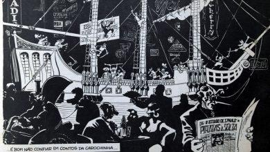Photo of Reflexão | Pirataria chega ao teatro…