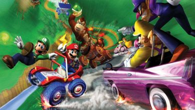 Photo of Wallpaper Mario Kart Double Dash