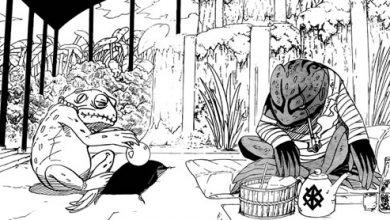 Photo of Conversa de Mangá: Naruto 449 – Flor da Esperança