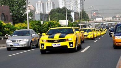 Photo of Transformers invadem a China nesse momento!