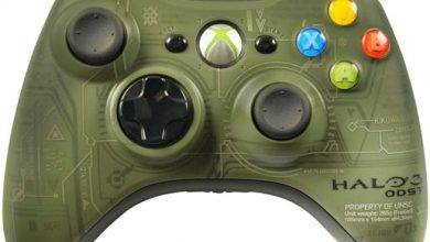 Photo of E3 2009: Controle especial de Halo 3 ODST anunciado