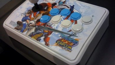 Photo of Mad Catz lançará novo controle arcade para Tatsunoko vs Capcom?
