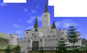 OoT_Hyrule_Castle