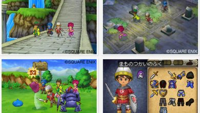 Photo of Abertura de Dragon Quest IX! [DS]