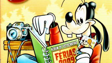 Photo of Preview HQ: Pateta Férias 01 [Julho/2009]