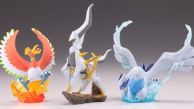 Photo of Pokémon Heart Gold & Soul Silver: Ho-Oh, Lugia e Arceus!