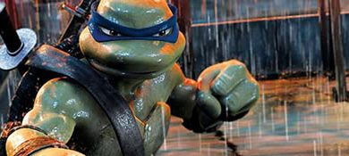 Photo of [You Tube]: TMNT 2007 – Leonardo vs Rafael!
