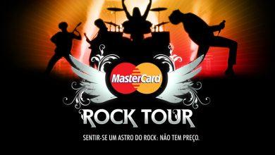 Photo of MasterCard Rock Tour: os vídeos!
