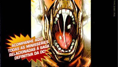 Photo of HQ: Nova revista DC nas bancas! Crise Final Especial!