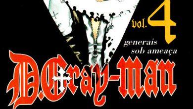Photo of Nas Bancas: D.Gray-Man – Vol. 04 [Generais sob Ameaça]