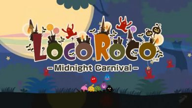Photo of PSP   Sony anuncia LocoRoco Midnight Carnival