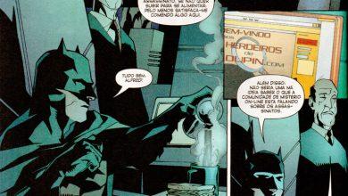Photo of HQ   Batman moderninho demais? (Batman nº 81)