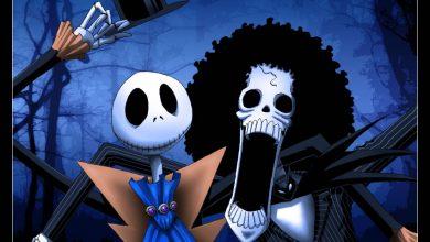 Photo of Jack & Brook numa FanArt de Halloween!
