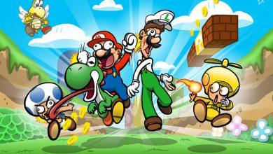 Photo of Fanart e novo trailer de New Super Mario Bros Wii!
