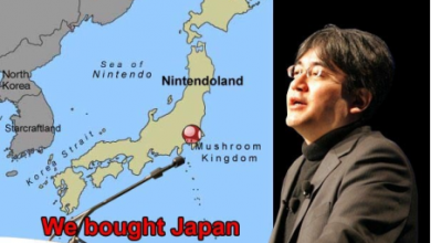 Photo of Nintendo é a melhor empresa do mundo!