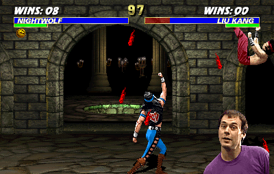 mk3-toasty Mortal Kombat 3 desbanca Angry Birds na App Store