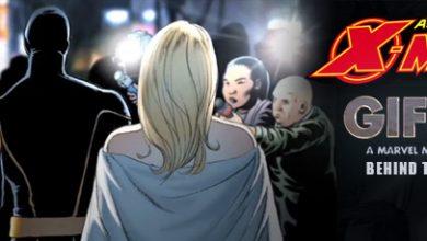 Photo of Bastidores da produção do motion comic de Surpreendentes X-Men