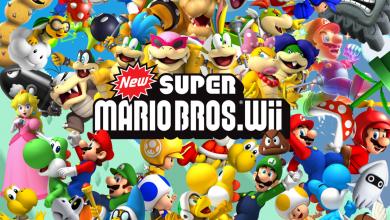 Photo of New Super Mario Bros Wii também fatura os 40 da Famitsu