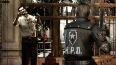 Photo of Novo trailer interativo de Resident Evil: The Darkside Chronicles [Wii]
