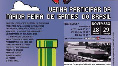 Photo of [Press Release] Rio Game Show – Segunda Fase!