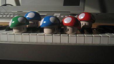 Photo of You Tube: Super Mario, piano e só uma mão!