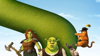 Photo of Cinema 2010: Teaser de Shrek 4… o último Shrek?