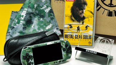 Photo of Lá no Japão: PSP ganha Bundle com Metal Gear Solid: Peace Walker!