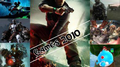 Photo of Os Destaques de 2010 em Games!