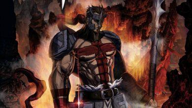 Photo of Capas do Blu-ray da animação de Dante's Inferno