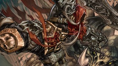 Photo of Darksiders   Os Cavaleiros do Apocalipse não utilizados…
