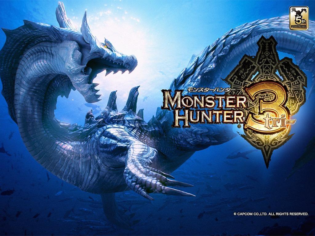 O que você está jogando? (Qual o seu ultimo jogo adquirido) Monster-hunter-tri
