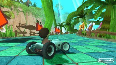 Photo of Miis entram na correria de Sonic & Sega All-Stars Racing na versão de Wii