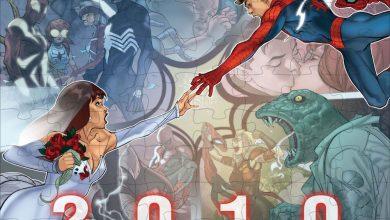 Photo of HQ: Imagem promocional dá dicas do que esperar do Homem-Aranha em 2010!