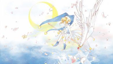 Photo of Wallpaper do dia: Sakura Card Captors!