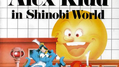 Photo of Alex Kidd in Shinobi World no Virtual Console