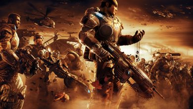 Photo of Wallpaper do dia: Gears of War 2!