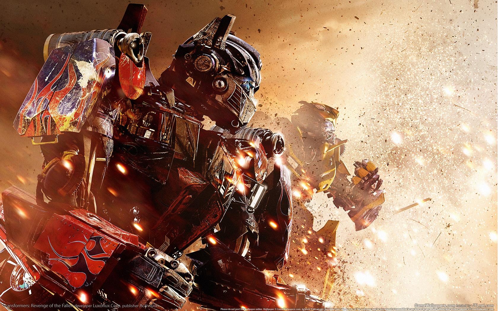 Photo of Wallpaper do dia: Transformers!