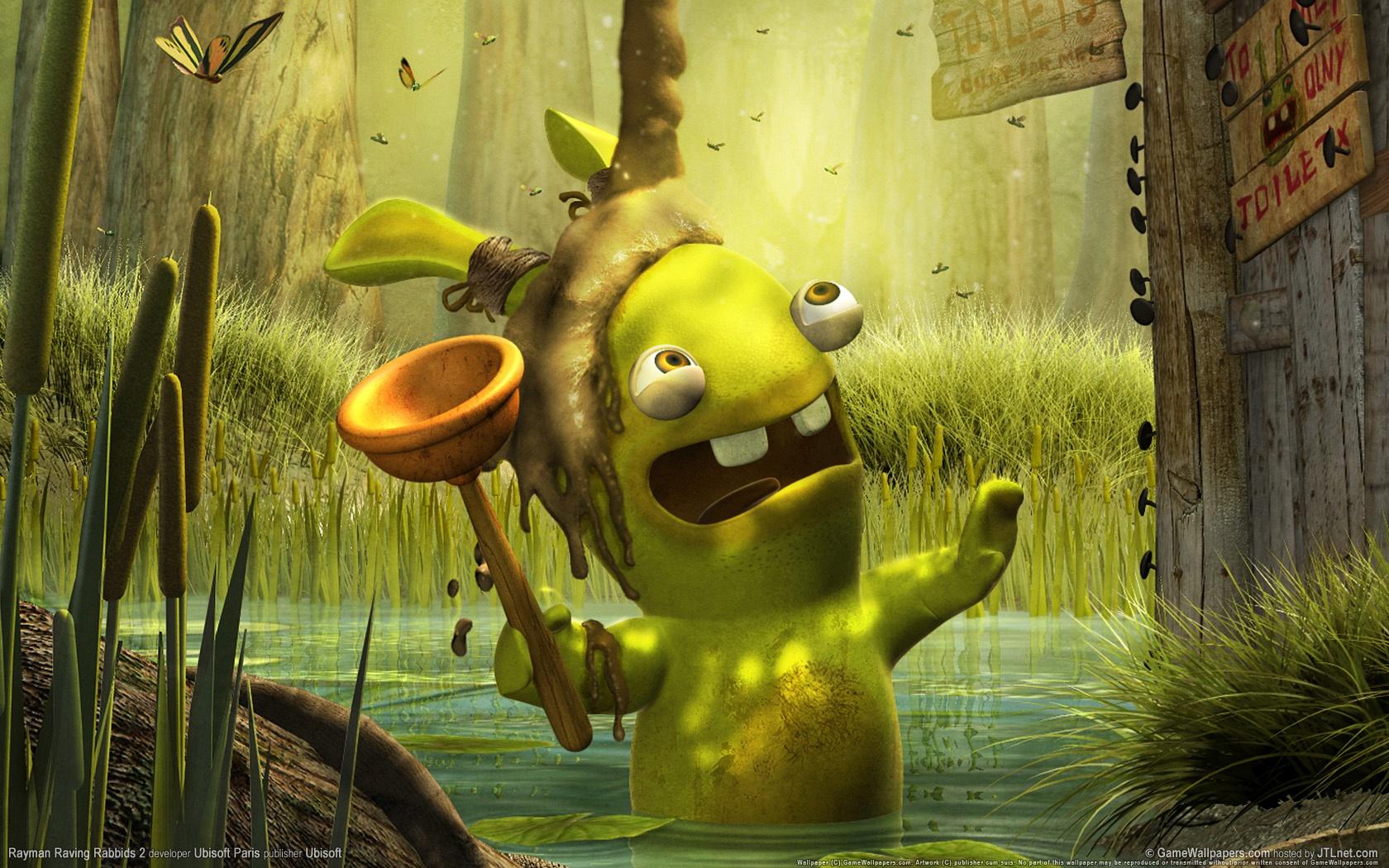 Photo of Wallpaper do dia: RRR / Shrek!