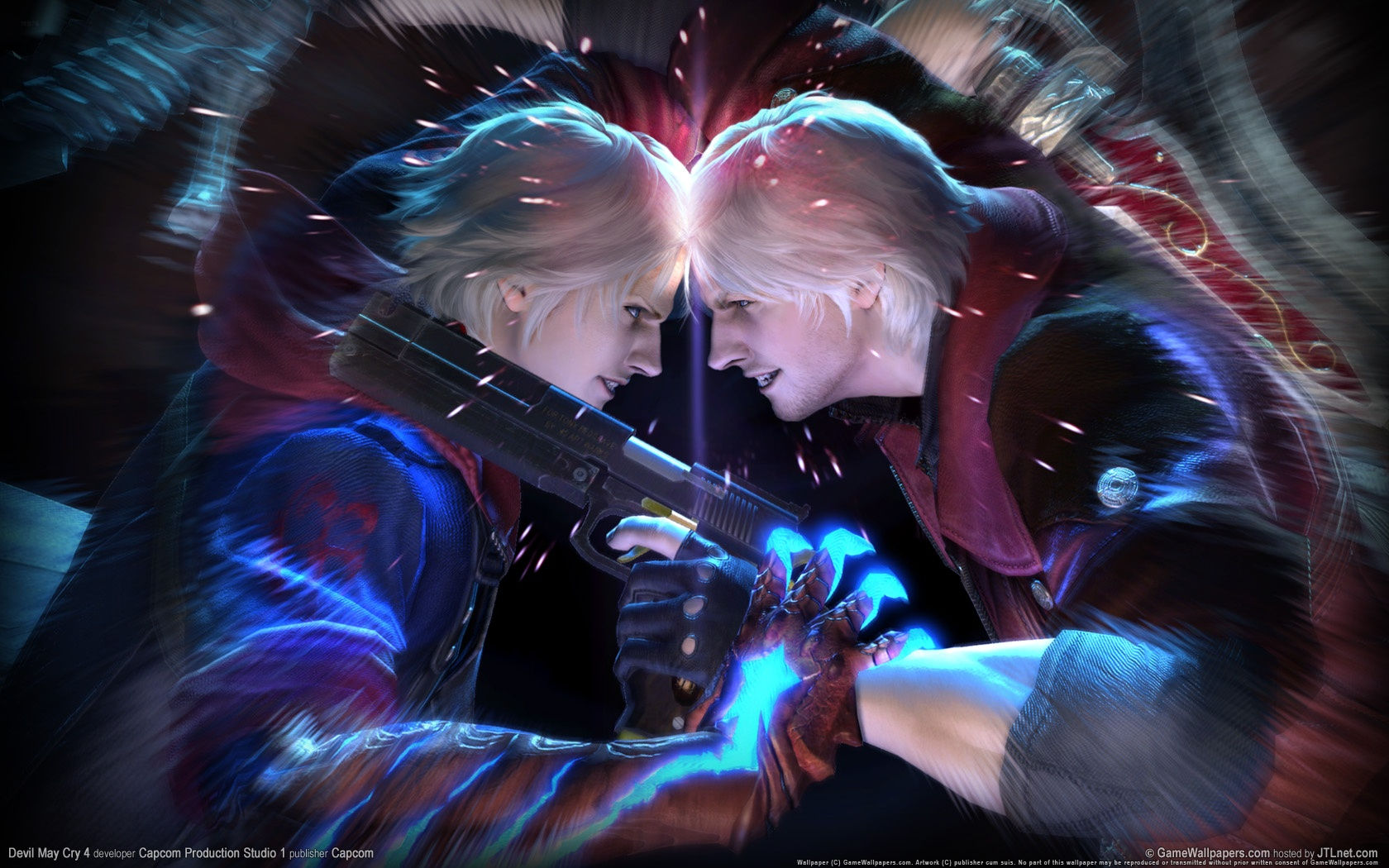 Photo of Wallpaper do dia: Devil May Cry 4!