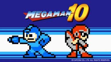 Photo of Mega Man 10 chegando primeiro na WiiWare!