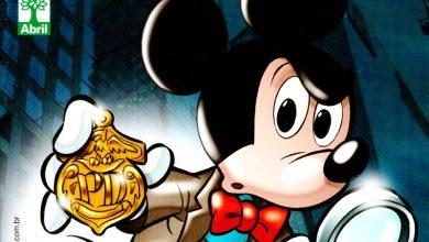 Photo of HQ: As Grandes Aventuras do Mickey ainda nas bancas! [Paul Murry]